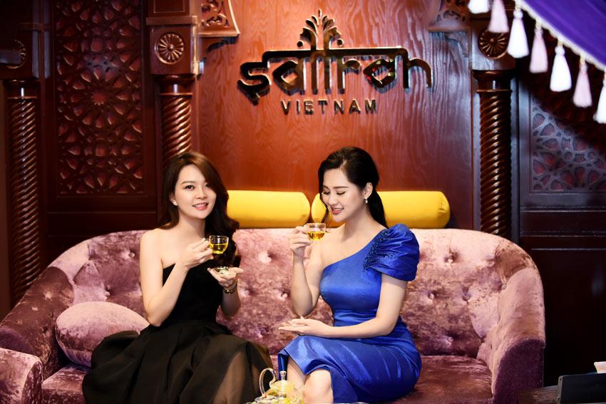 Saffron - S畉� ph畉� ch動a bao gi畛���畉�nhi畛���畛�Vi畛� Nam
