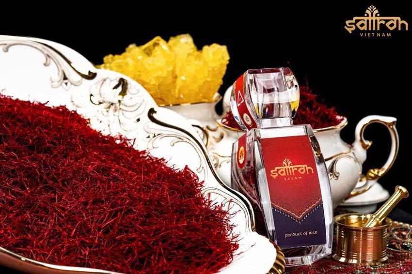 L畛� ch畛� saffron ch畉� l動畛�g n畉� ch竪 Basundi th董m ngon nh畉�