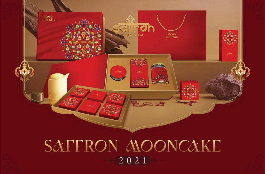 Saffron Delara Set 1 | Qu� Trung Thu 2021