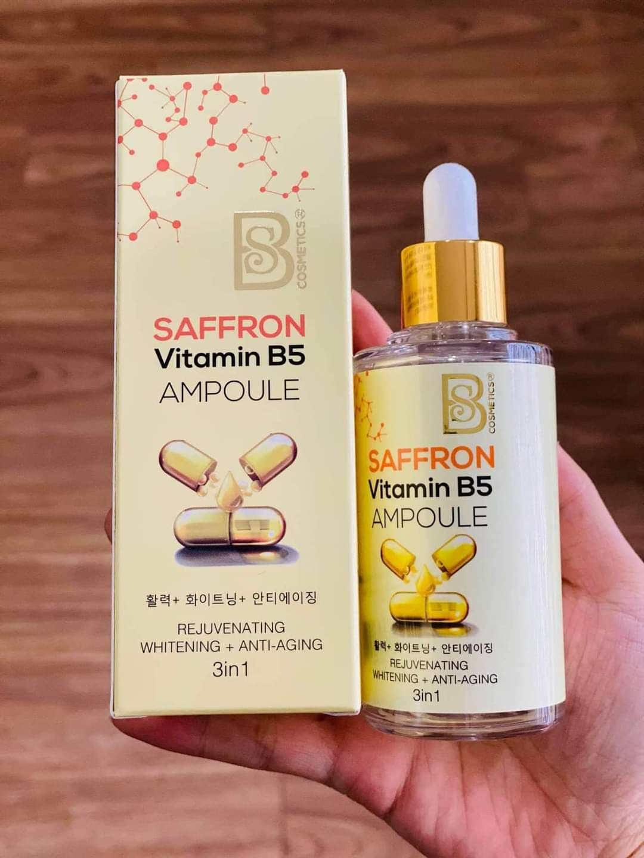 Saffron B5