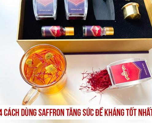 Saffron t�ng s畛� �畛�kh叩ng