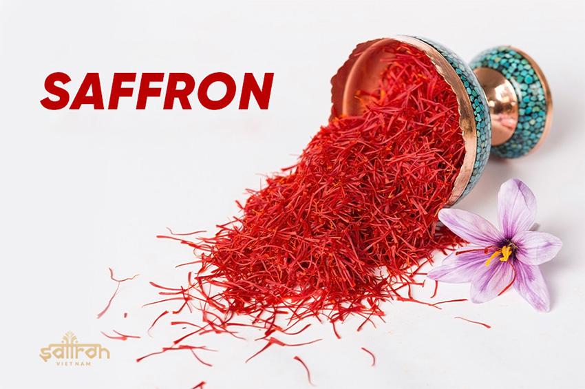 """Saffron ��Th畉� d動畛� gi畉� c但n �動畛� """"s�n l湛ng"""" c畛� Trung �担ng"""