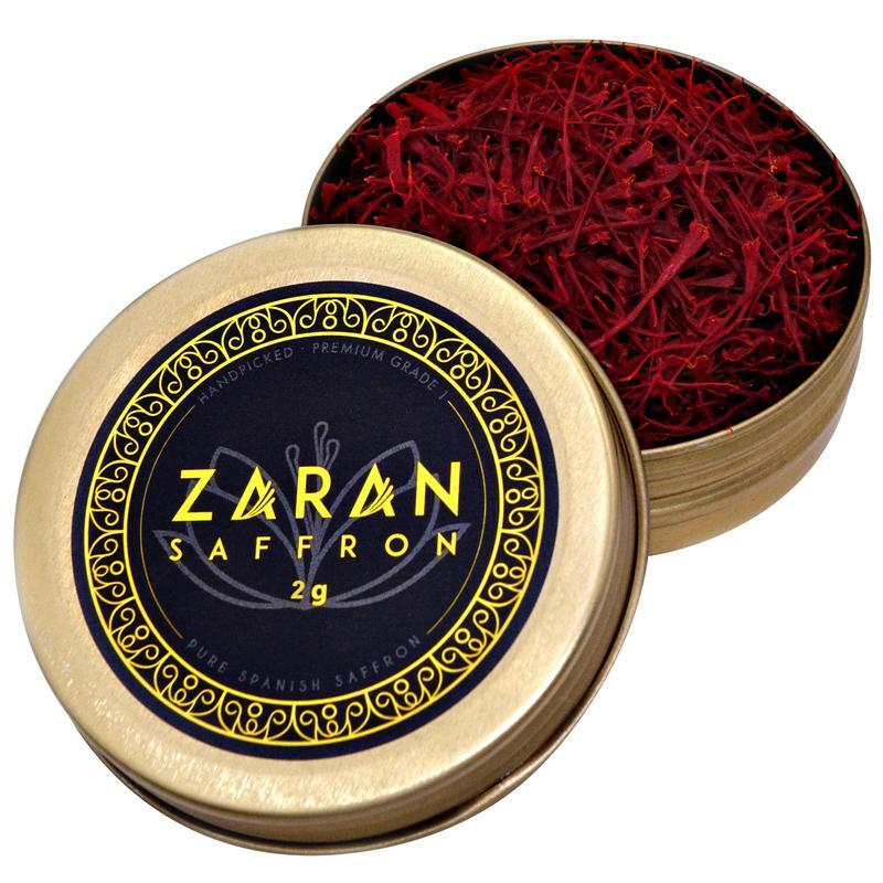 Th担ng tin v畛�Zaran Saffron