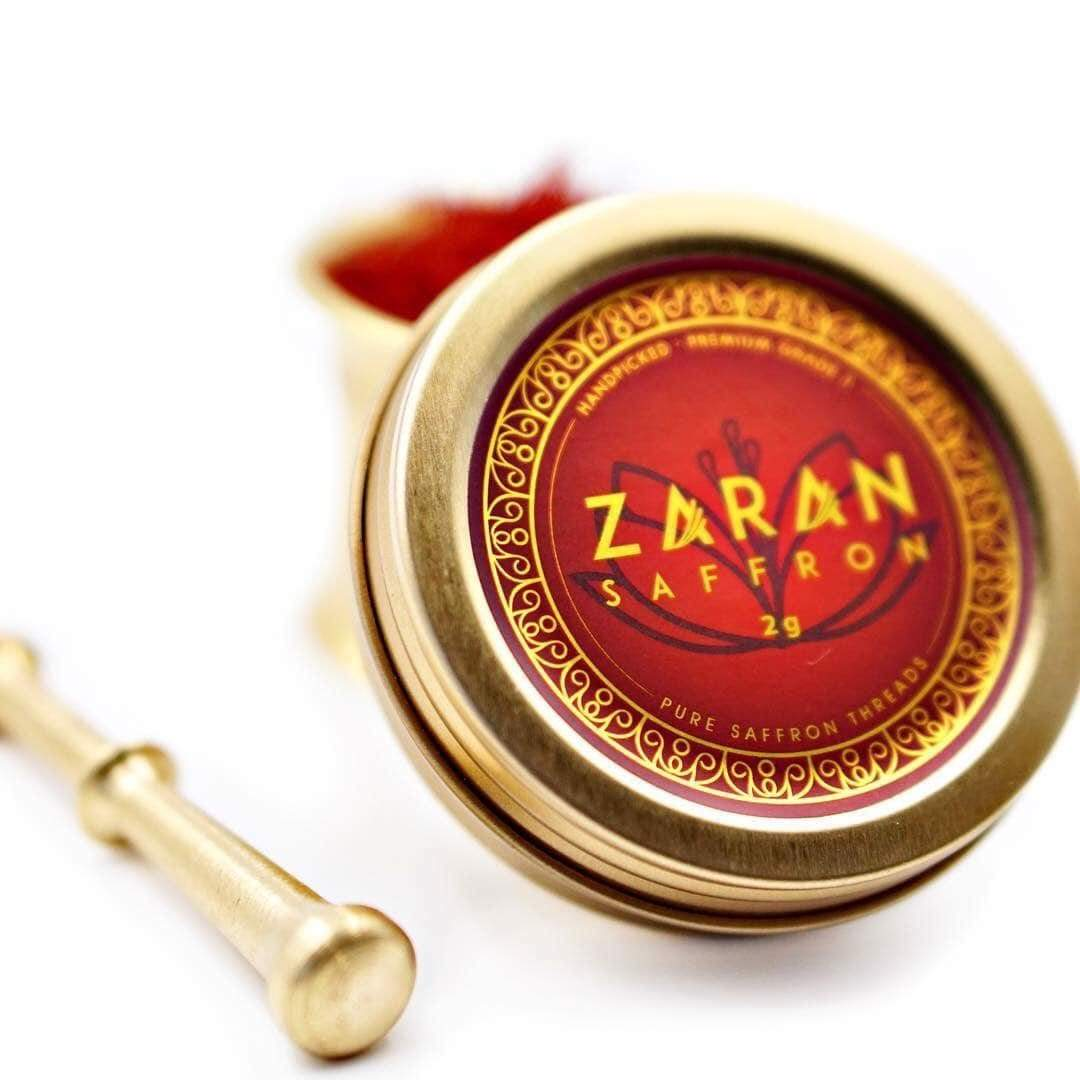 Review Zaran Saffron