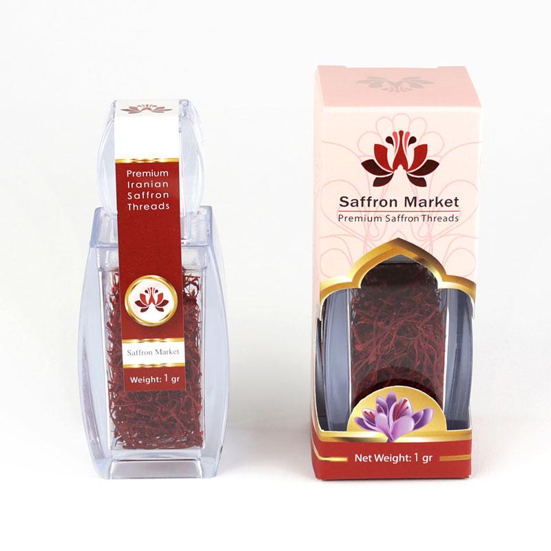 Saffron Market �c Review
